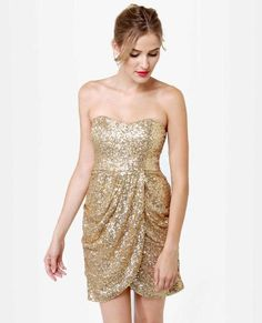 gold and classy