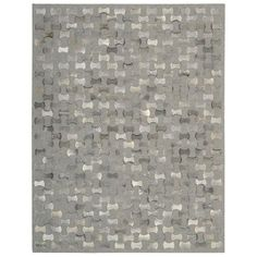 Nourison, Joab2 Chicago, Joseph Abboud CHI01 Grey Area Rug, Rug, Area Rug, 4x6…