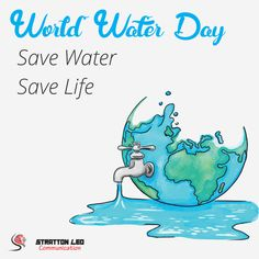 Did you know? Globally every year, the agriculture sector accounts for 70% water consumption, of which 20% of this life giving source is used for industrial and 10% for domestic purposes. #WorldWaterDay #SaveWater #SaveLife #StrattonLeo