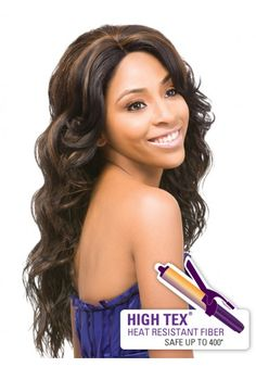 Kali Beauty - Outre Synthetic Hair Lace Front Wig - Glenda (High Tex), $30.99 (http://www.kalibeauty.com/outre-synthetic-hair-lace-front-wig-glenda-high-tex/)