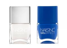 10 Spring Nail Polish Combos That Complement Each Other Perfectly via @PureWow