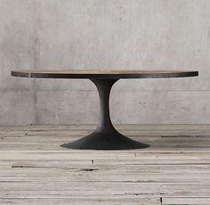 RHs Aero Marble Oval Dining TablePaying Homage To The Sweeping - Oval dinner table