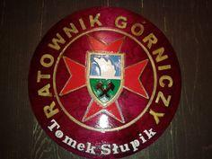 A new registered paramedic mining - Maltese cross  http://selawiart.blogspot.com/2014/10/ratownik-gorniczy-krzyz-maltanski.html