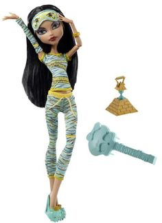Monster High Dead Tired Cleo De Nile Doll Mattel,http://www.amazon.com/dp/B004XPIPRS/ref=cm_sw_r_pi_dp_bPrUsb1VBP8R8GKM