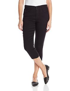 Lee Womens Easy Fit Frenchie Capri Pant