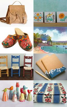 Treasures by Ana Cravidao on Etsy--Pinned with TreasuryPin.com