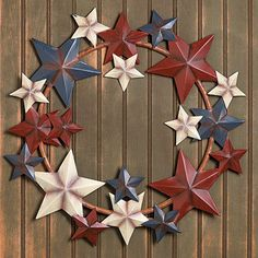 Patriotic Christmas - Ideas Galore for a Red, White and Blue Holiday!