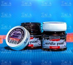 DolceVita Kreativ - kreatívne potreby pre tvorivé duše Decoupage, Container, Metal, Painting, Painting Art, Metals, Paintings, Painted Canvas, Drawings