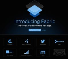 Twitter Fabric Suite Page Plus, Twitter S, Google S, Mobile Technology, Best Apps, Ads, October 2013, Fabric, Tela