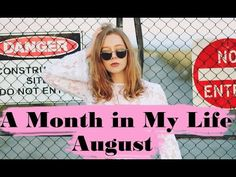 A Month in My Life // A Clip A Day - August