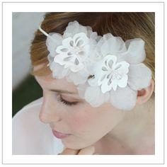 headband for flower girls?