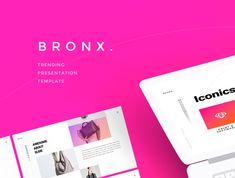 BRONX — Presentation on UI8
