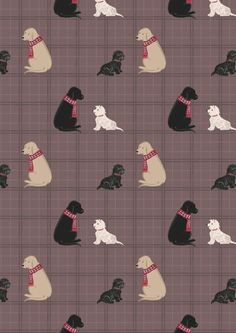 Fat Quarter Dogs on Soft Brown Check Westies Cotton Quilting Fabric Designer Fabrics Online, Fabric Online, Christmas Fabric, Winter Christmas, Dressmaking Fabric, Check Fabric, Cotton Quilting Fabric, Gorgeous Fabrics, Westies