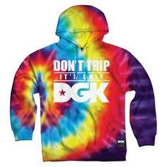 8ed68cb570f16 dgk tye dye hoodie Dgk Clothing