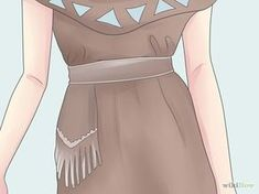 Bildtitel Make an Indian Costume Step 13