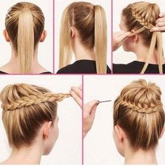 Cute Hair Styles For SchoolDon't forget to like and share this tip! Also follow for more tips! Thank you! 😊❤️☺️😀😄😃
