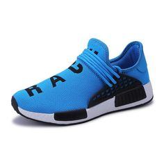 the best attitude 73ceb 51f30 Brand Sneakers Men New 2019 human race Unisex Spring Casual Men Shoes  Breathable Flats Shoes Male Trainers Shoes chaussure homme