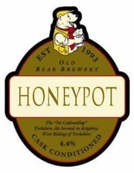 Old Bear Brewery - Honey Pot - 4.4%