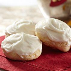 Italian Cream Cheese Cookies