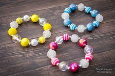 Kid Jewelry simple stretchy bracelet