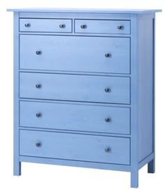 Where can I find one of these?? Ikea Blue Hemnes 6-drawer chest