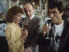 "The oily Sir Hugo Carey-Holden with Lady Jane Felsham in ""Lovejoy"""