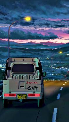 Wallpaper Animes, Anime Wallpaper Live, Anime Scenery Wallpaper, Animes Wallpapers, Chill Wallpaper, Kawaii Wallpaper, City Aesthetic, Aesthetic Movies, Aesthetic Anime