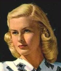 1940's  pageboy *inspiration for my haircut on Saturday*
