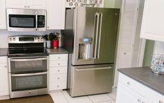 General Electric veut relier notre réfrigérateur à notre smarthome  http://www.leblogdomotique.fr/maison/general-electric-refrigerateur-smarthome-1526 #GE #GeneralElectric #smarthome