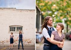engagement photos by Claire Marika Photography