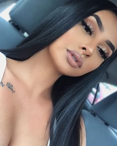 Affordable brazilian straight hair weave 3 bundles with lace frontal closure,factory direct sale 100 straight human hair extensions Flawless Makeup, Gorgeous Makeup, Pretty Makeup, Love Makeup, Skin Makeup, Makeup Inspo, Makeup Inspiration, Amazing Makeup, Sultry Makeup