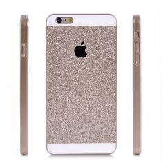 Luxury Bling Glitter Sparkle Hard Back Phone Case Cover For iPhone 6 Plus 8 Plus Cell Phone Covers, Iphone Phone Cases, Iphone 5s, Ipod, Samsung Galazy, Cute Cases, Apple Products, Apple Iphone 6, Cell Phone Accessories