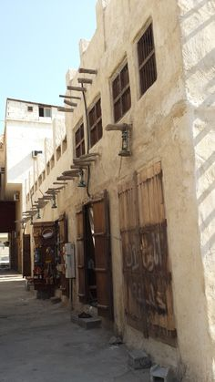 Old village, Tarut Island in Eastern Province, Saudi Arabia