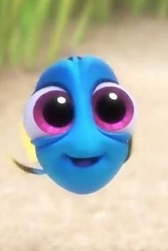 Here's The Adorable Story Behind Baby Dory's Character