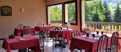 Salle de restaurant La Table d'Amélie