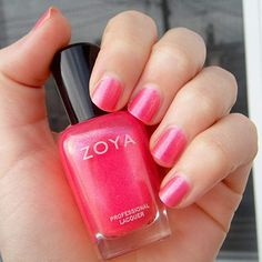 Zoya Belle (by Capitol Hill Style)--It's my signature shade!!!