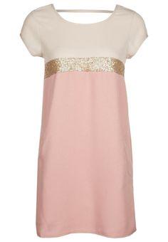 Tendance robes de soirée : Suncoo  Robe de soirée  rose