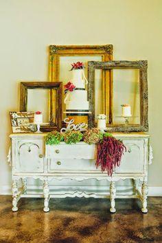 [Get the look] La versatilidad del aparador o buffet vintage | Decorar tu casa es facilisimo.com