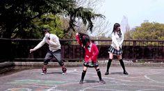 【なあ坊豆腐×りりり×マロン】スイートマジック踊ってみた【兄姉妹】HD