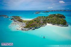 Aerial photo of Bermuda's Nonsuch island courtesy of Bermuda Aerial Media…
