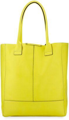 BCBGMAXAZRIA Neon Tote Bag Yellow BCBGMAXAZRIA
