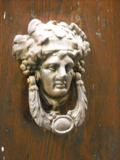 Door Knockers Antique | Antique Door Knocker In Florence, Italy | Knock  Knock.