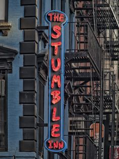 The Stumble Inn. Second Avenue and East 76th Street, NYC. Photo by Robert Ullmann