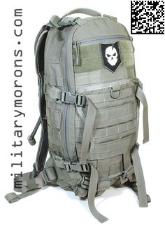Winforce 3 Day Assault Pack Tactical Molle Backpack Camping Hiking ...