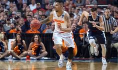 Syracuse doubters are helping fuel a Final Four run = To some people, it doesn't matter how far Syracuse goes in the 2016 NCAA tournament, they will continue to argue the Orange didn't deserve a bid because of the team's resume on Selection Sunday.  On one hand, it's a.....