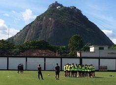 BotafogoDePrimeira: Sassá treina entre os titulares e Camilo deve ser ...
