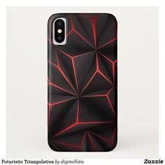 Shop Futuristic Triangulation Case-Mate iPhone Case created by digitalfotis. Plastic Case, Futuristic, Apple Iphone, Iphone Cases, Iphone Case, I Phone Cases