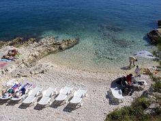 ISTRIEN | Strände in Rabac, Istrien, Kroatien. Fotos, Karte, strände und Küste Beschreibung.