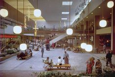southdale_center_1956.jpg -- Edina, Minnesota, designed by Victor Gruen. [Photo courtesy of Life Magazine Photo Archive via Shorpy]