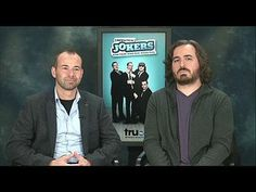 """Impractical Jokers - Season 3: Exclusive: James Murray and Brian Quinn -- We go one-on-one with jokers James Murray and Brian Quinn to talk about the 3rd season of """"Impractical Jokers"""". -- http://wtch.it/kDfdK"""